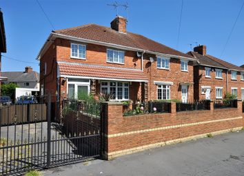 Thumbnail 3 bed semi-detached house for sale in Park Road, Moorends, Doncaster