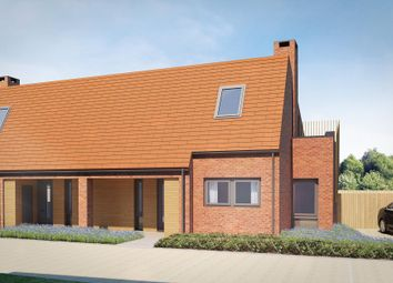 "Thumbnail 3 bed bungalow for sale in ""Tansy 4"" at Meadlands, York"
