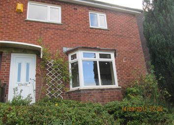 Thumbnail 3 bed semi-detached house to rent in Barks Drive, Norton, Stoke On Trent, Staffordshire