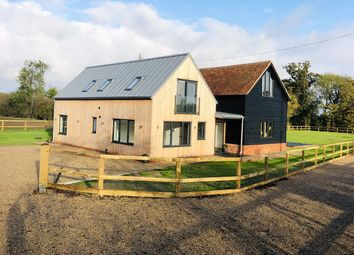 Thumbnail 4 bed property for sale in Otley Road, Cretingham, Woodbridge, Suffolk