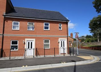 Thumbnail 3 bed end terrace house to rent in William Street, Tiverton