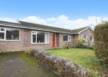 Thumbnail 2 bed semi-detached bungalow for sale in Blenheim Drive, Launton, Bicester