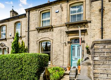 Thumbnail 4 bedroom terraced house for sale in Ladyhouse Lane, Berry Brow, Huddersfield