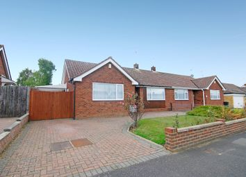 Thumbnail 2 bed semi-detached bungalow to rent in Wheatsheaf Way, Tonbridge