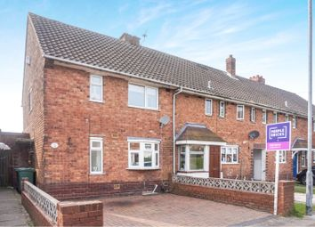 Thumbnail 2 bed end terrace house for sale in Remington Road, Walsall