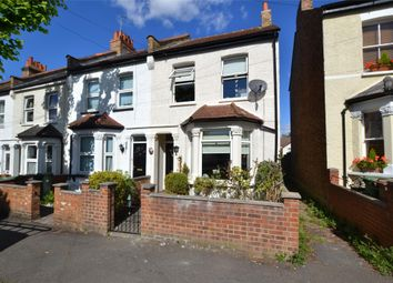 Thumbnail 3 bed end terrace house for sale in Mellows Road, Wallington, Surrey