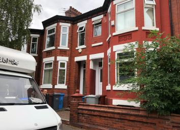 Thumbnail Room to rent in Kensington Avenue, Manchester