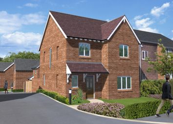 Thumbnail 3 bed detached house for sale in Dovecote Road, Eastwood