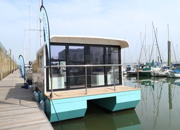 Thumbnail 2 bed houseboat for sale in Irvine Road, Largs, Ayrshire