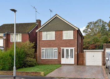 Thumbnail 3 bed detached house for sale in Butler Road, Crowthorne, Berkshire