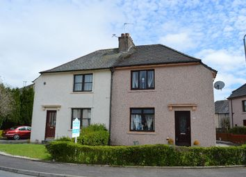 Thumbnail 3 bed semi-detached house for sale in Napier Crescent, Bainsford, Falkirk
