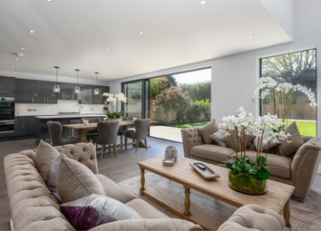 Thumbnail 3 bed detached house for sale in Crofton Avenue, Walton-On-Thames
