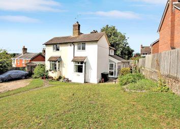 Thumbnail 3 bedroom semi-detached house for sale in Mount Pleasant Road, Alton, Hampshire