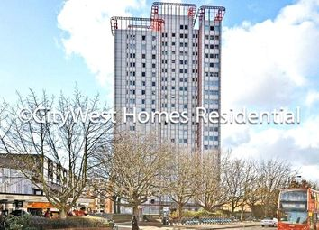 Thumbnail 3 bedroom flat to rent in Parsons House, Hall Place, Hall Park Estate, London