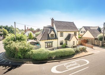Thumbnail 4 bed detached house for sale in Church Lane, White Roding, Dunmow