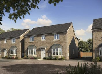 "Thumbnail 4 bedroom detached house for sale in ""The Southerndown"" at Abergavenny Road, Gilwern, Abergavenny"