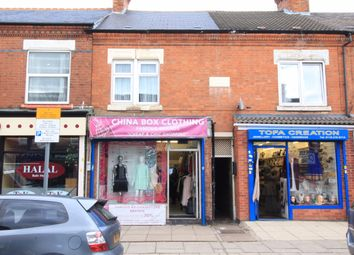 Thumbnail 2 bed flat to rent in Green Lane Road, Leicester