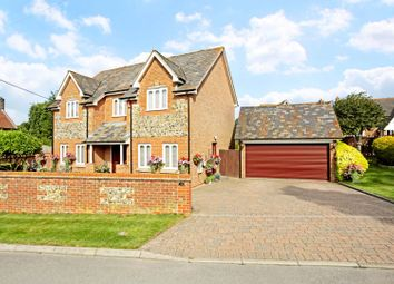 Thumbnail 4 bed detached house for sale in Jubbs Lane, Marlborough