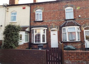 Thumbnail 1 bed terraced house to rent in Kings Road, Doncaster