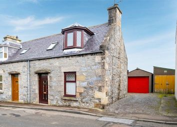 Thumbnail 2 bed end terrace house for sale in York Street, Dufftown, Keith, Moray