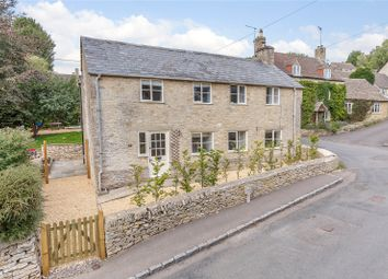 Thumbnail 4 bed detached house for sale in North Cerney, Cirencester, Gloucestershire