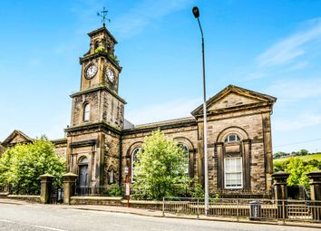 Thumbnail 2 bed flat for sale in Burnley Road, Luddendenfoot, Halifax