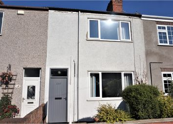 Thumbnail 2 bed terraced house for sale in Willingham Street, Grimsby