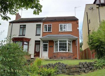 Thumbnail 3 bed semi-detached house for sale in High Street, Chesterfield, Derbyshire