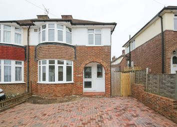 Thumbnail 3 bed semi-detached house to rent in Welbeck Avenue, Tunbridge Wells