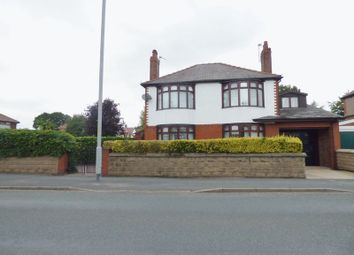 Thumbnail 5 bed detached house for sale in Warrington Road, Penketh, Warrington