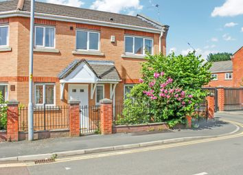 Thumbnail 3 bed semi-detached house to rent in Ribston Street, Hulme, Manchester