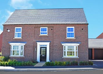 """Thumbnail 5 bed detached house for sale in """"Henley"""" at Welbeck Avenue, Burbage, Hinckley"""