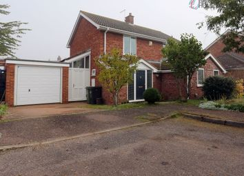 Thumbnail 4 bed detached house for sale in Church Close, Stoke St Gregory, Taunton, Somerset