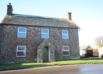 Thumbnail 3 bed link-detached house for sale in Chawleigh, Chulmleigh