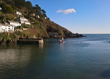 Thumbnail Property for sale in Landaviddy Lane, Polperro, Looe