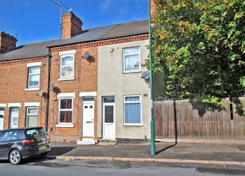 Thumbnail 3 bed terraced house for sale in Gordon Road, Thorneywood, Nottingham