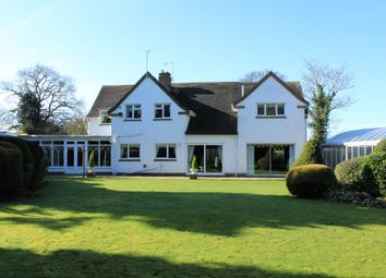 Thumbnail 5 bed detached house for sale in Hill Wootton, Warwick