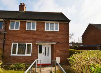 Thumbnail 3 bed semi-detached house to rent in Lutley Grove, Birmingham