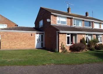 Thumbnail 4 bed semi-detached house for sale in Eastfield Crescent, Yardley Gobion, Towcester, Northamptonshire