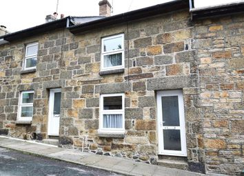 Thumbnail 2 bed terraced house for sale in Chyandour Place, Penzance, Cornwall