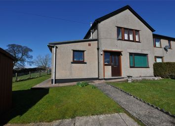 Thumbnail 3 bed semi-detached house for sale in 1 Little Close, Ravenstonedale, Kirkby Stephen