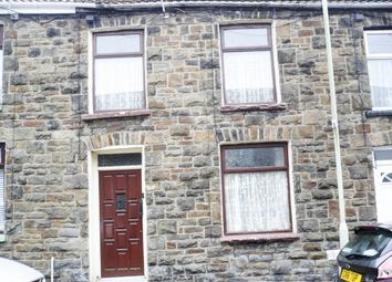 Thumbnail 3 bed terraced house for sale in Treharne Street, Pentre