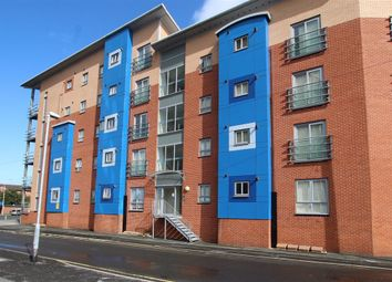 2 bed flat for sale in Leicester Court, Craggs Row, Preston PR1