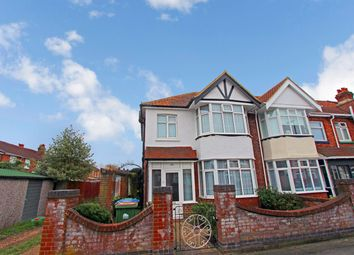 Thumbnail 3 bed end terrace house for sale in Torquay Avenue, Shirley, Southampton