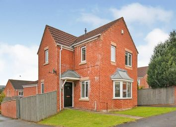 Thumbnail 4 bed detached house for sale in Boundary Close, Ushaw Moor, Durham