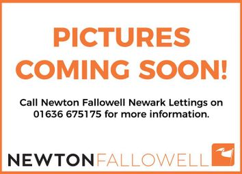 Thumbnail 2 bed flat to rent in Hawthorne Crescent, Farndon, Newark