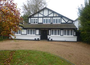 Thumbnail 4 bed detached house for sale in The Avenue, Radlett