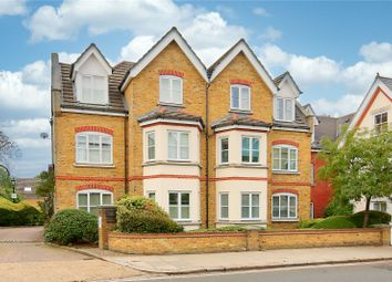 Thumbnail 2 bed flat to rent in Grace Court, 12 Hampton Road, Twickenham