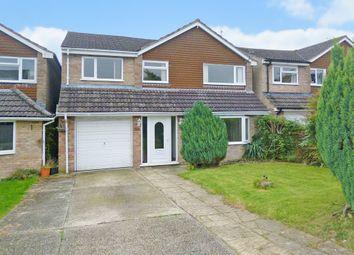 Thumbnail 5 bedroom detached house for sale in Thrush Close, Basingstoke