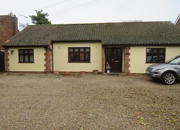 Thumbnail 3 bed detached bungalow for sale in Main Road, Rollesby, Great Yarmouth